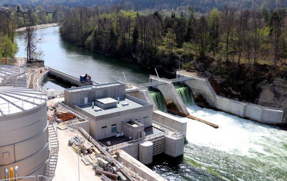 Les centrales hydrauliques devront s'adapter au changement climatique